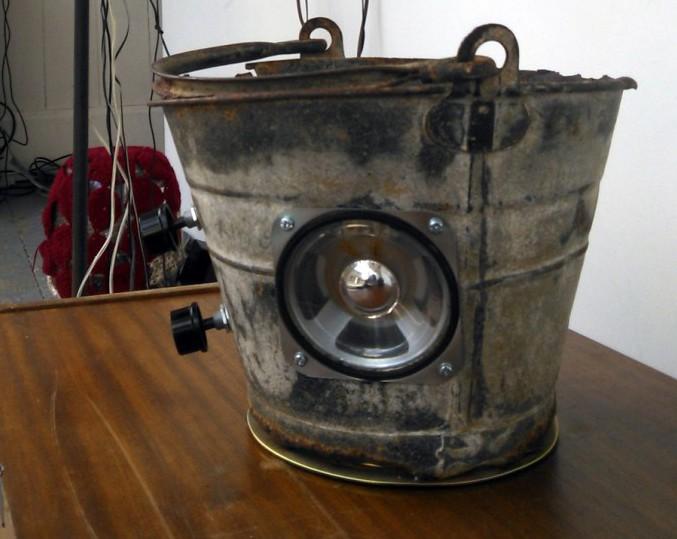 Atari Punk Bucket