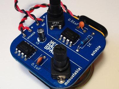 Atari Punk Cosole
