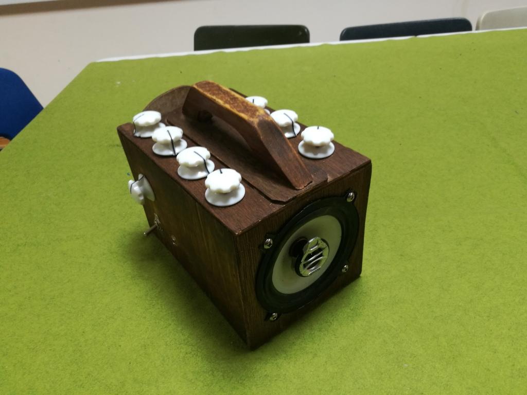 Ferret Drone Box